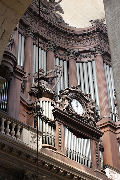 The Great Organ of St. Sulpice