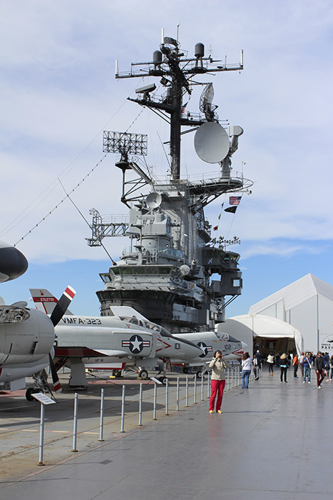USS Intrepid, CV-11 (USN - retired)