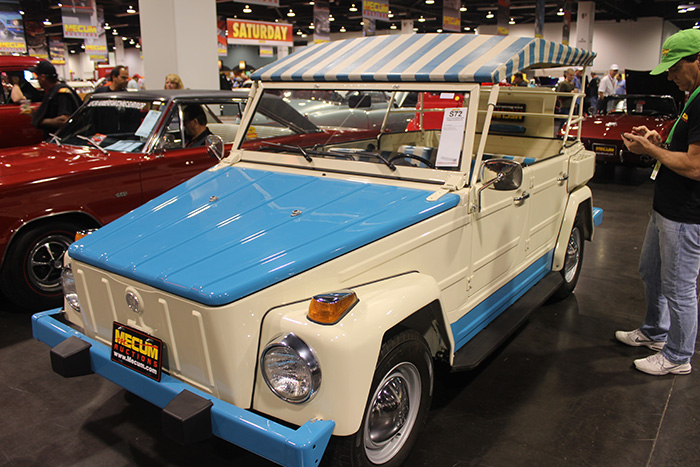 1974 Volkswagen Thing Acapulco.