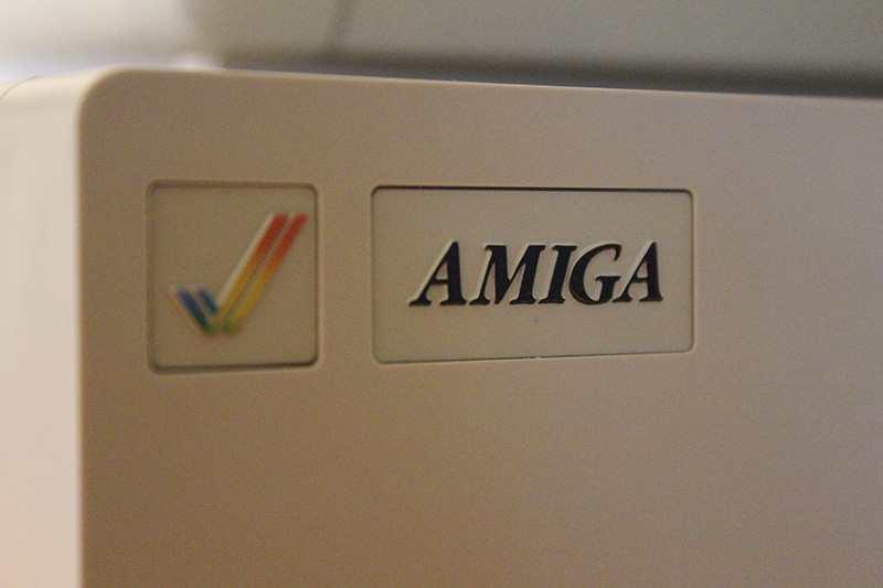 """""""Only Amiga makes it possible."""""""
