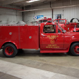 """Squad 51's rescue truck, from """"Emergency!""""."""